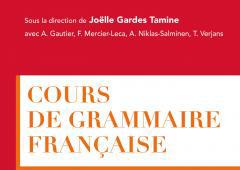 Cours de grammaire française – Armand Colin 2015