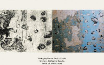 Par-delà les murs Editions de l'Amandier, 2010