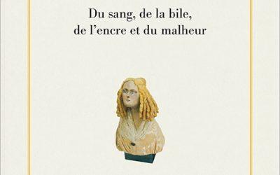 Louise Colet. Du sang, de la bile, de l'encre et du malheur Editions de l'Amandier 2015